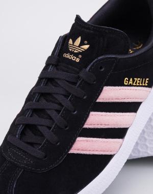 Navidad santo salami  Sneakers adidas Originals Gazelle Velvet   Freshlabels.com