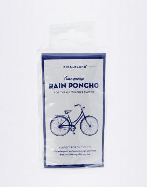 Kikkerland - Emergency Rain Poncho