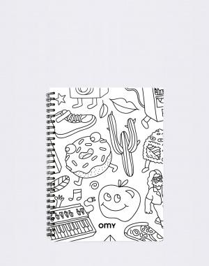 OMY - Spirale Sketch Book