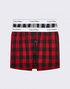 Trunks Calvin Klein Boxer Slim 2PK