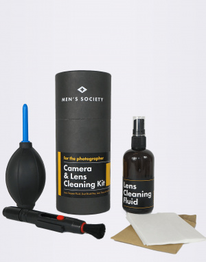 Men's Society - Camera Cleaning Kit