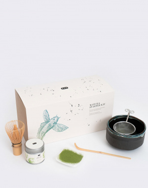P&T - Matcha Starter Kit