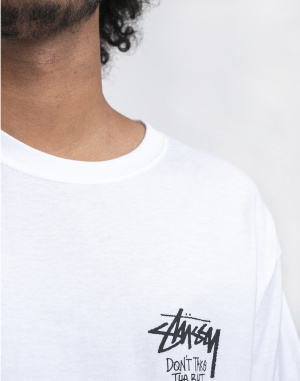 Stüssy - Don'T Take The Bait Tee
