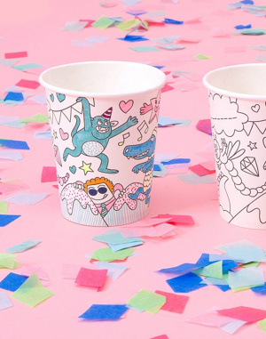 OMY - 8 Paper Cups