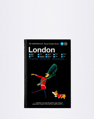 Gestalten - London: The Monocle Travel Guide Series