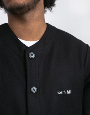 North Hill - Wool Baseball Jersey