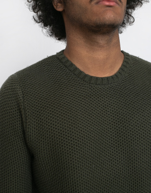 RVLT - 6514 Heavy Knitted Sweater