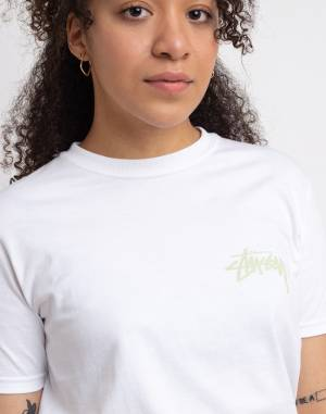 T-shirt Stüssy Classic Stock Tee