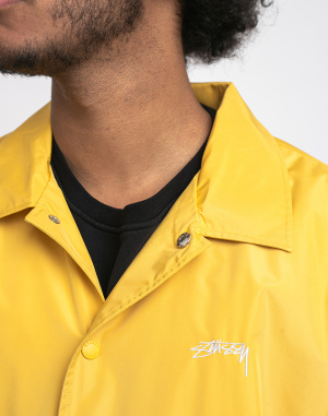 Stüssy - Cruize Coach Jacket