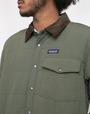 Jacket - Patagonia - Isthmus Quilted Shirt Jkt
