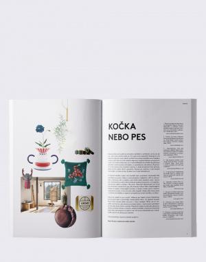 Soffa Magazine - Fauna a Flora CZ