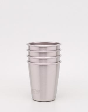 Coffee Mug Klean Kanteen Steel Cup 10oz - 4 Pack