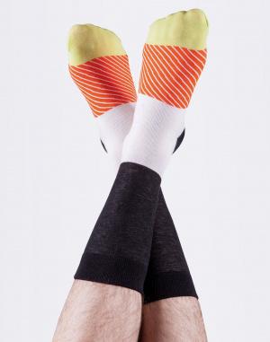 DOIY - Maki Socks Salmon