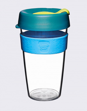 Coffee Mug - KeepCup - Clear Edition Ozone L
