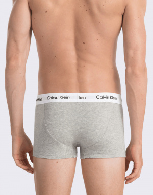 Boxers - Calvin Klein - 3P Low Rise Trunk