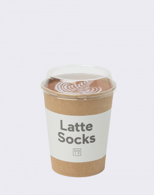 DOIY - Latte Socks Caffe