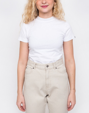 Lazy Oaf - White Fitted
