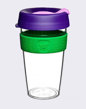 KeepCup - Clear Edition Spring L
