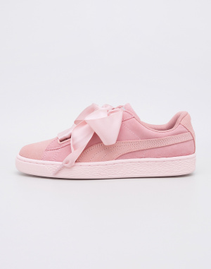 Puma - Suede Heart Pebble