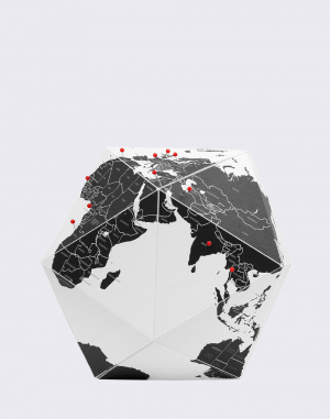 Palomar - Here (by Countries) Medium