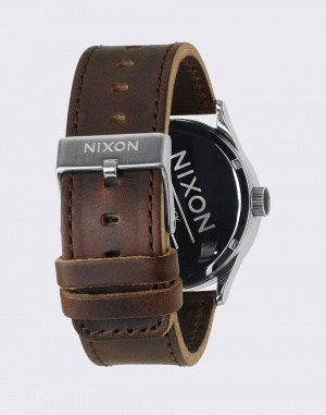 Watch Nixon Sentry Leather