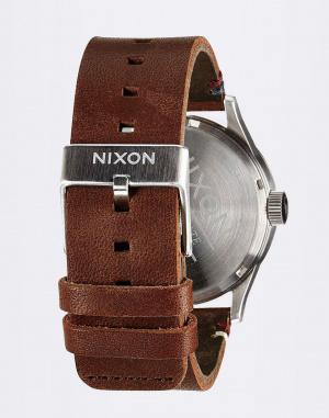 Watch - Nixon - Sentry Leather