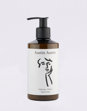 Austin Austin - Palmarosa & Vetiver Hand Cream