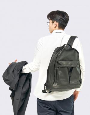 Rawrow - Black City Backpack 421 Rugged 15