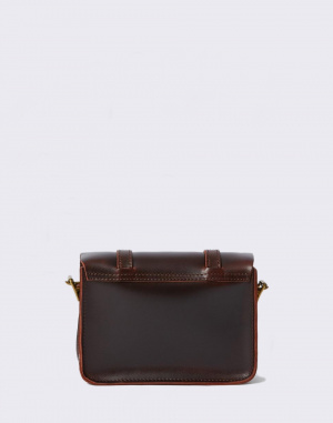 """Handbag Dr. Martens 7"""" Leather Satchel"""