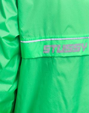Stüssy - Honeycomb Hooded Jacket