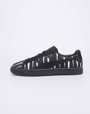 Puma - Naturel Clyde Black Rain