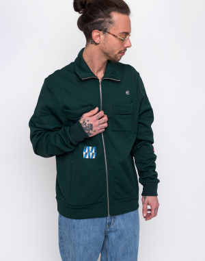 Champion - Wood Wood Full Zip Sweatshirt