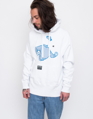Champion - Wood Wood Hooded Sweatshirt