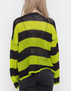 Sweater The Ragged Priest Expose Knit