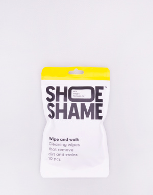 Shoe Shame - Wipe and Walk