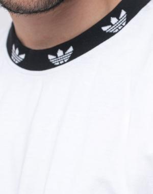 adidas Originals - Trefoil Rib Tee