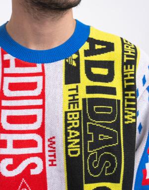 adidas Originals - Scarf Knit Crew