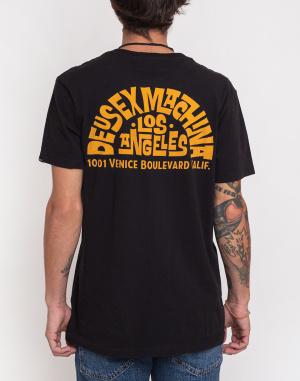 T-shirt Deus Ex Machina Venice Address Tee
