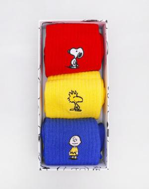 Socks Lazy Oaf Lazy Oaf x Peanuts Sock Pack