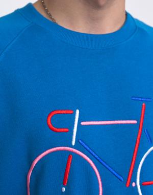 Dedicated - Sweatshirt Malmoe Color Bike