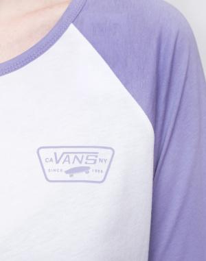 Vans - Full Patch LS Raglan