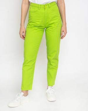 Lazy Oaf - Lime Mom Jeans