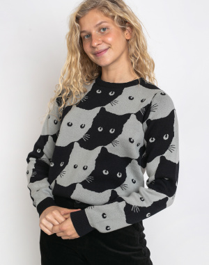 Dedicated - Sweater Arendal Cats