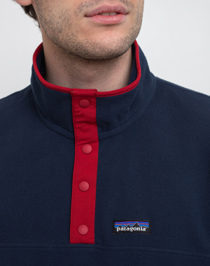 Sweatshirt Patagonia M's Micro D Snap-T P/O