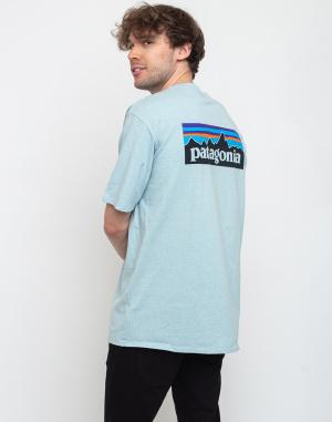 T-shirt Patagonia M's P-6 Logo Responsibili-Tee