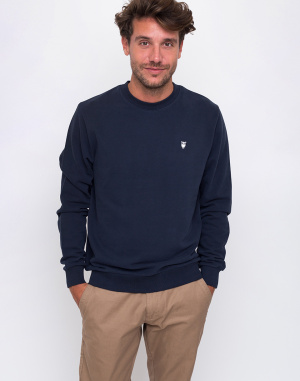 Sweatshirt - Knowledge Cotton - Basic