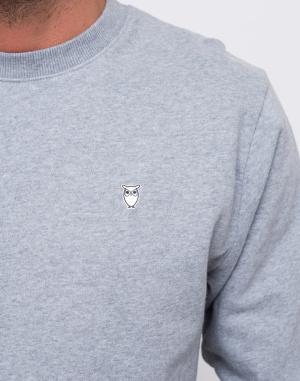Sweatshirt - Knowledge Cotton - Basic