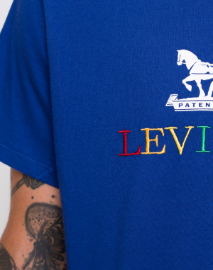 T-Shirt - Levi´s® - 2 Horse Graphic Tee