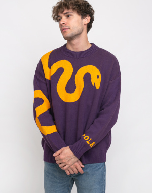 Polar Skate Co. - Snake Knit Sweater