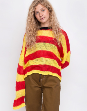 The Ragged Priest - Loose Striped Knit